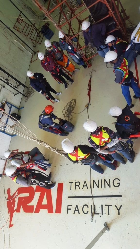 Fall Arrest and Rescue