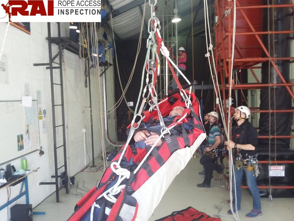 Confined Space Entry & Rescue Training - NFPA / SAQA Accredited