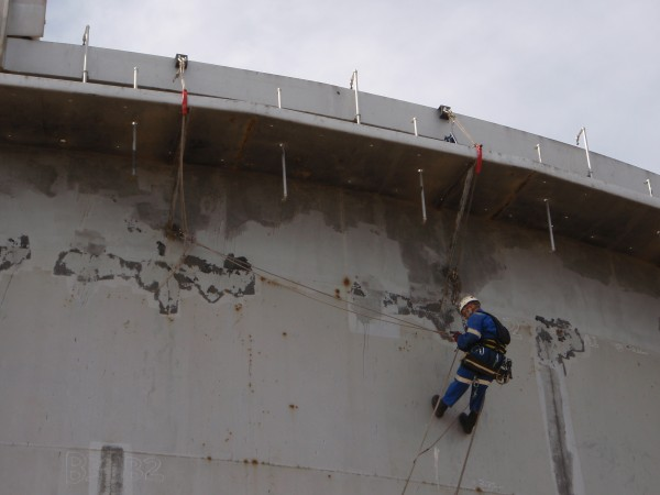 rope access companies working at height