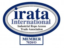 RAI is IRATA accredited