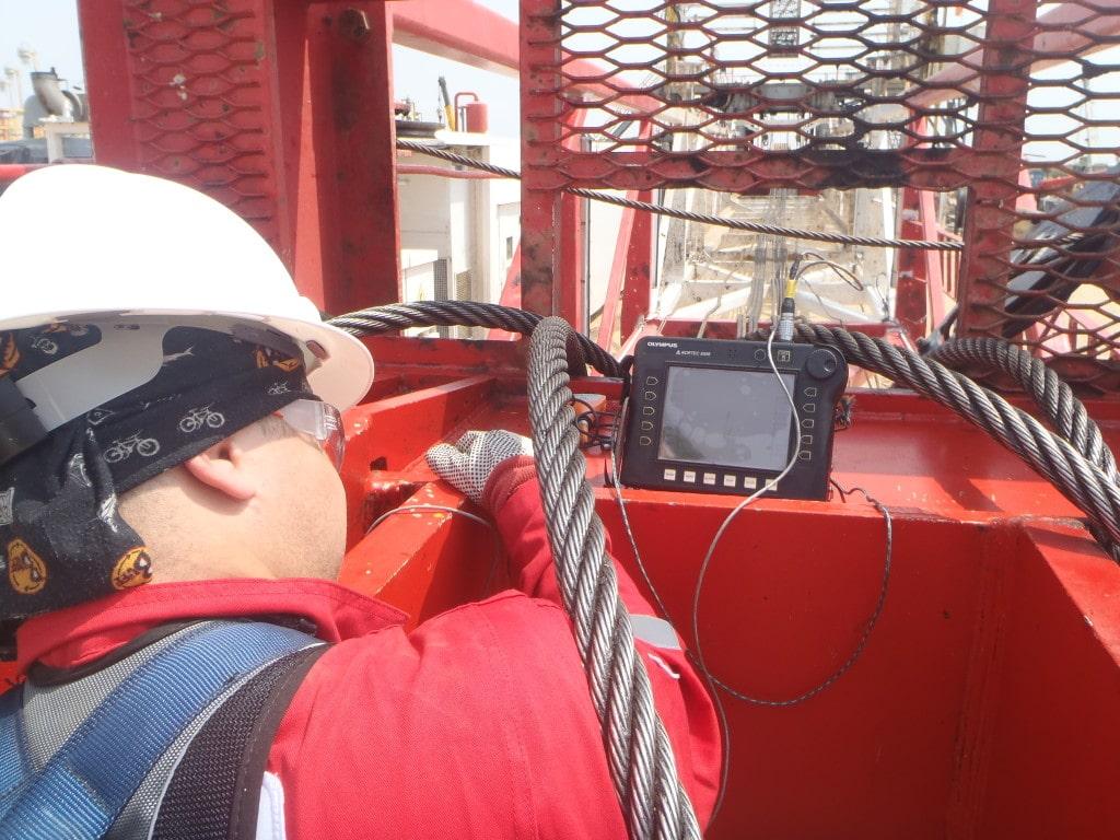 Drill Rig Inspection