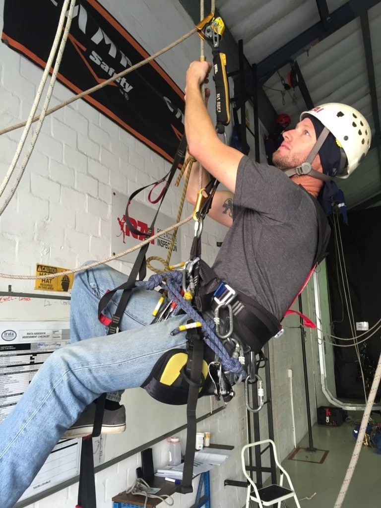 Irata International Rope Access Training Electrical Wiring Classes